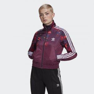 Олимпийка HER Studio London Originals adidas. Цвет: разноцветный