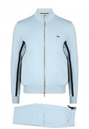 Спортивный костюм HARMONT&BLAINE. Цвет: голубой