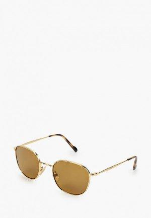 Очки солнцезащитные Vogue® Eyewear VO4173S 280/83. Цвет: золотой