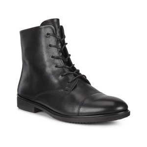 Ботинки высокие TOUCH 15 B ECCO. Цвет: черный