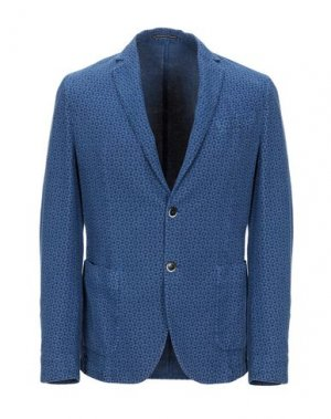 Пиджак RODA. Цвет: синий