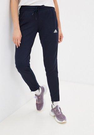 Брюки спортивные adidas W SERENO PT. Цвет: синий