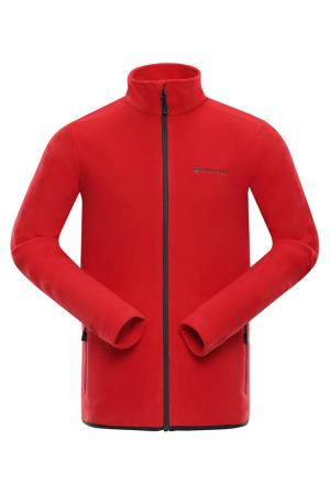 Sweatshirt Alpine Pro. Цвет: red
