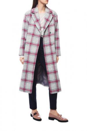 Пальто Acasta. Цвет: grey, rose