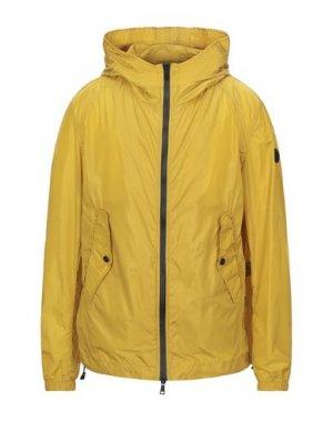 Куртка ADHOC. Цвет: охра