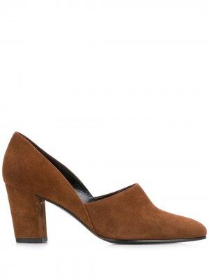 Туфли-лодочки Liley Michel Vivien. Цвет: коричневый