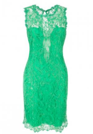 Платье EMILIO PUCCI. Цвет: зеленый