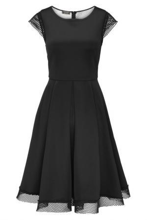Коктельное платье Apart. Цвет: черный