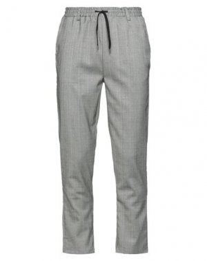 Повседневные брюки ANERKJENDT. Цвет: зеленый-милитари