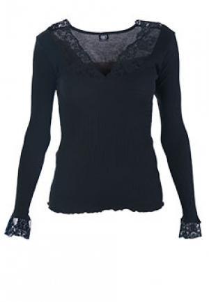 Пуловер BONA DEA. Цвет: черный