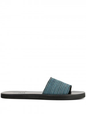 Сандалии Phevos Ancient Greek Sandals. Цвет: синий