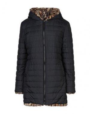 Куртка SANDRO FERRONE. Цвет: черный