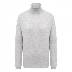 Кашемировый свитер Allude. Цвет: серый