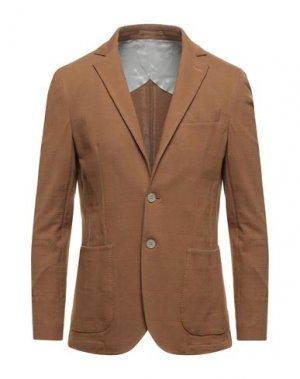 Пиджак LIU •JO MAN. Цвет: верблюжий