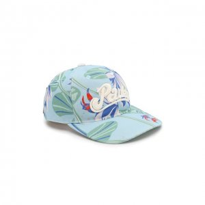Бейсболка x Paulas Ibiza Loewe. Цвет: синий