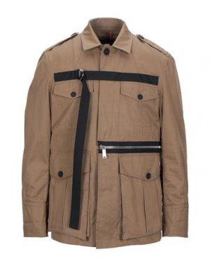 Куртка DSQUARED2. Цвет: верблюжий