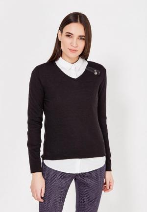 Пуловер Camomilla Italia. Цвет: черный
