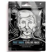 Охлаждающая маска после бритья с антивозрастным коллагеном Post Shave Cooling Mask with Anti-Ageing Collagen BARBER PRO