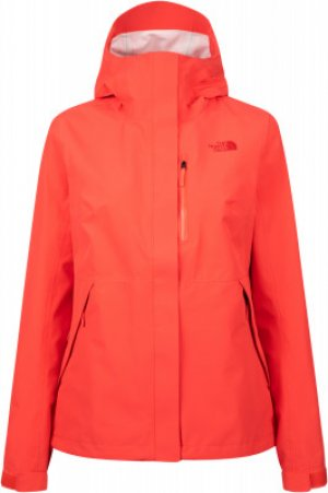 Ветровка женская Dryzzle FutureLight™, размер 42-44 The North Face. Цвет: красный
