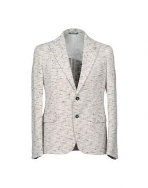 Пиджак BRIAN DALES. Цвет: бежевый