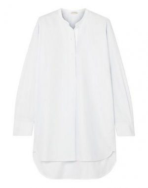 Pубашка BY MALENE BIRGER. Цвет: белый