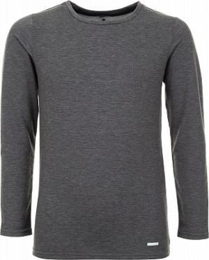 Термобелье верх для мальчиков Essential Warm Rn Ls, размер 122-128 Craft. Цвет: серый