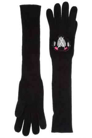 Перчатки BeaYukMui. Цвет: черный