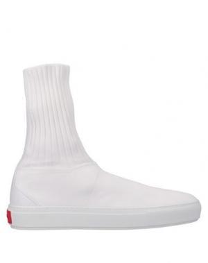 Кеды и кроссовки P.A.R.O.S.H.. Цвет: белый