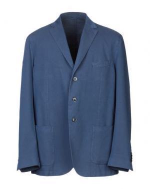 Пиджак EDDY & BROS. Цвет: синий