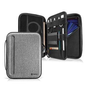 Чехол-портфель для iPad 9,7-11 дюймов SHEIN. Цвет: серый