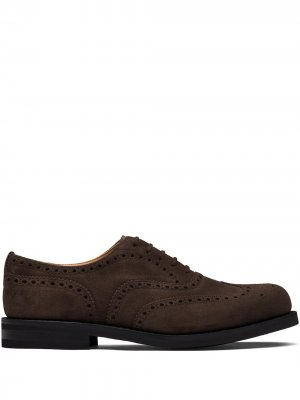 Churchs Amersham LW Oxford brogues Church's. Цвет: коричневый