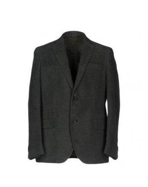 Пиджак ENRICO COVERI. Цвет: темно-зеленый
