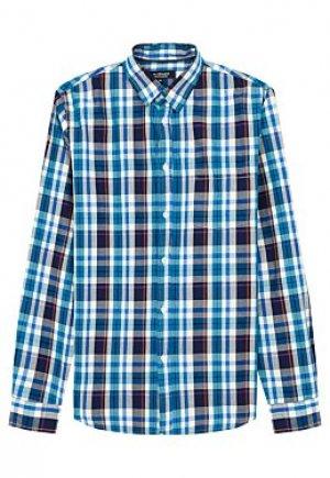Рубашка в клетку Al Franco