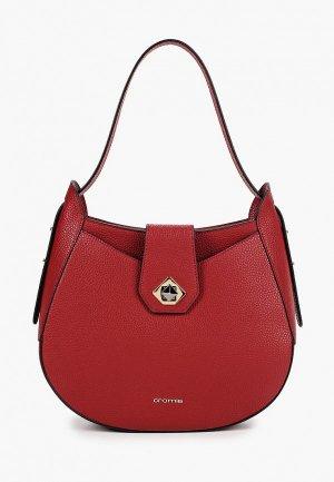 Сумка Cromia MINA. Цвет: бордовый