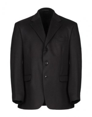 Пиджак CITY TIME. Цвет: черный