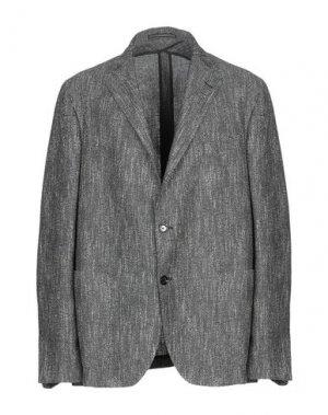 Пиджак PINO LERARIO 02-05. Цвет: серый