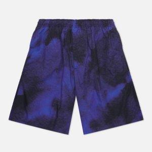 Мужские шорты Blue Haze Chiba All Over Print Edwin. Цвет: фиолетовый