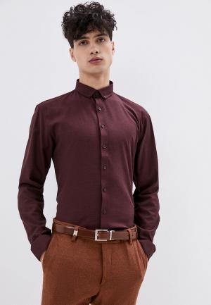 Рубашка Lindbergh. Цвет: бордовый