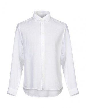 Pубашка ALTEA. Цвет: белый