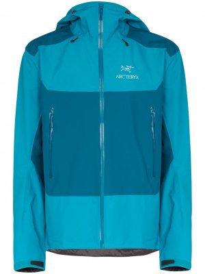 Arcteryx куртка Beta SL Hybrid Arc'teryx. Цвет: синий