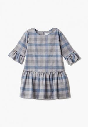 Платье Sly. Цвет: серый