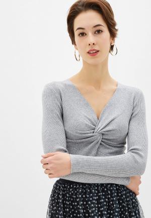 Пуловер By Swan. Цвет: серый