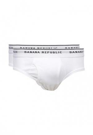 Комплект Banana Republic. Цвет: белый