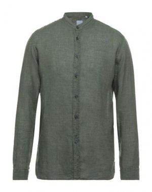Pубашка CELLINI. Цвет: зеленый