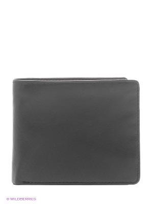 Бумажник Visconti. Цвет: черный