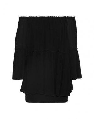 Короткое платье BAILEY 44. Цвет: черный