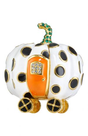 Твердые духи Cinderella Pumpkin Carriage Estée Lauder. Цвет: бесцветный
