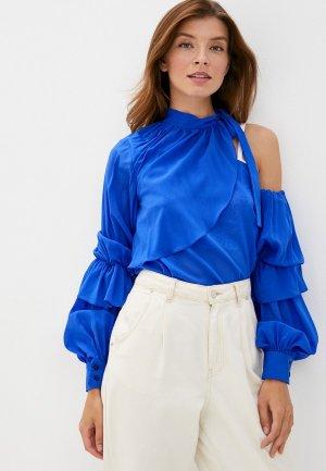 Блуза Lolita Shonidi. Цвет: синий