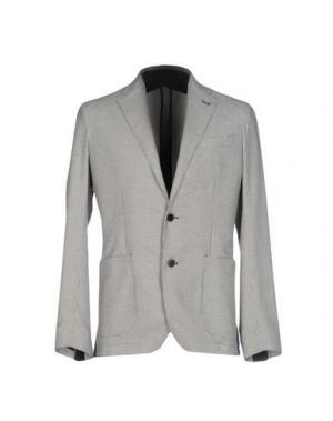 Пиджак AGLINI. Цвет: серый
