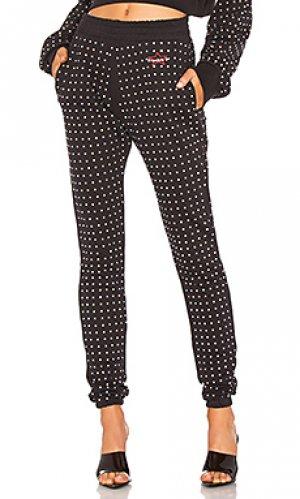 Свободные брюки Frankie B. Цвет: черный